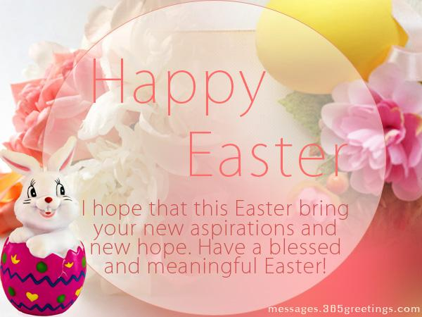 Happy easter wishes and messages 365greetings happy easter wishes and greetings m4hsunfo