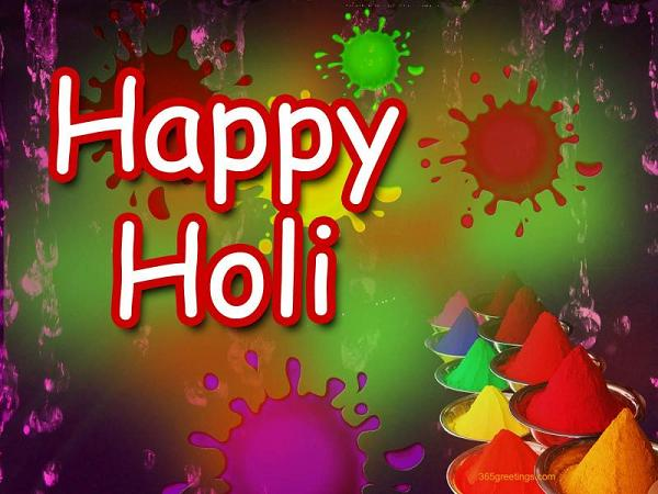 Holi wishes messages and greetings 365greetings now if you dont know what to write in your holi greeting cards you may use these samples of holi card wording have fun and enjoy stopboris Images
