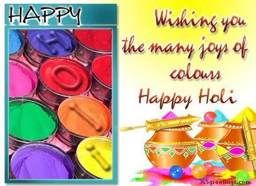 Holi wishes messages and greetings 365greetings happy holi wishes and holi greetings holi messages m4hsunfo