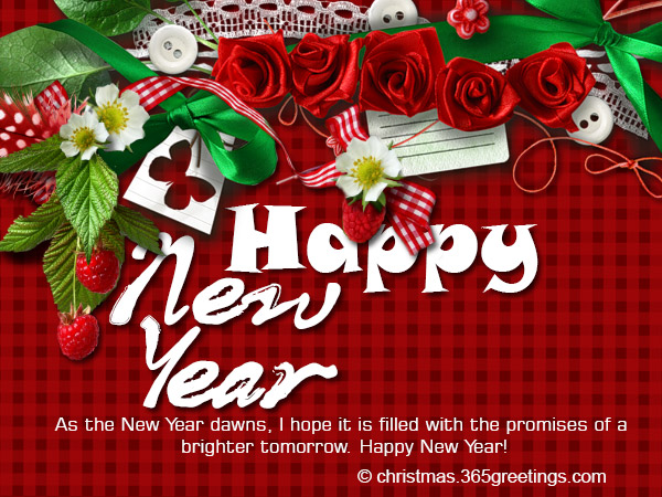 Business New Year Messages - 365greetings.com