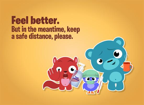 Get well messages archives 365greetings funny get well soon messages m4hsunfo