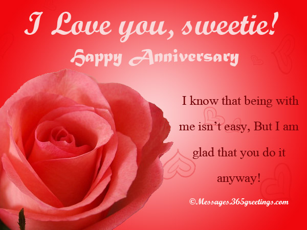 Wedding Anniversary Messages Archives