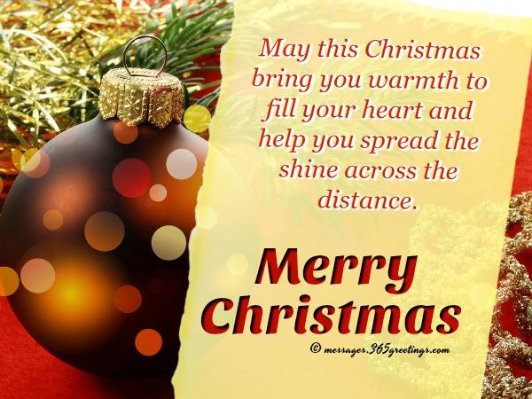Inspirational Christmas Messages - 365greetings.com