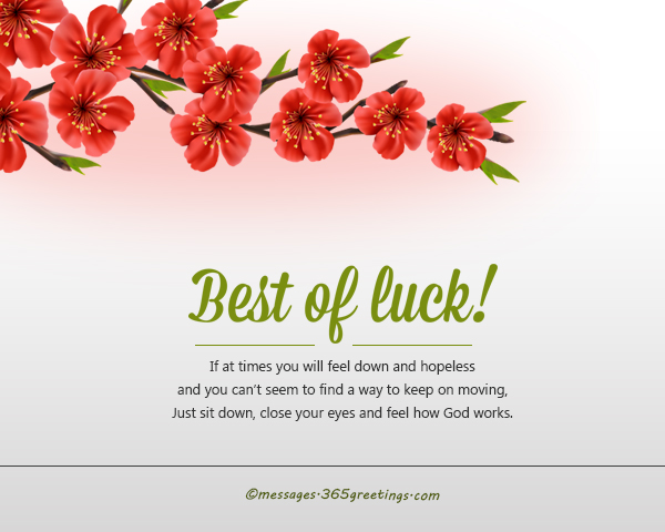 Good Luck Quotes Inspiration Bestofluckquotes 48greetings