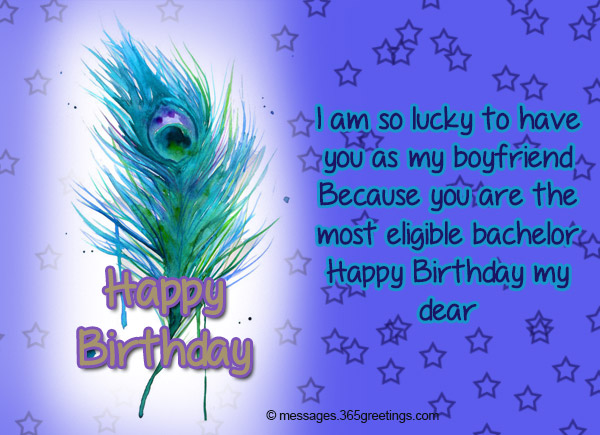 Birthday Wishes for Boyfriend - 365greetings com