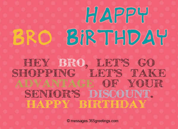 Birthday Wishes For Brother 365greetings Com