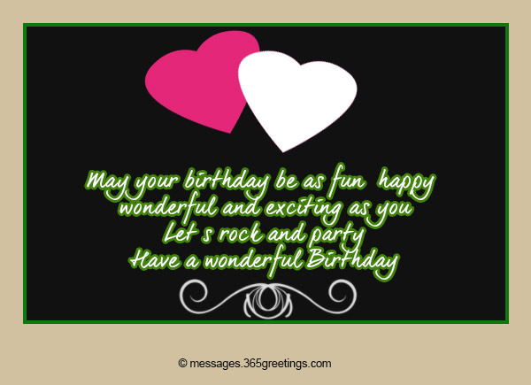Birthday Wishes For Girlfriend 365greetingscom