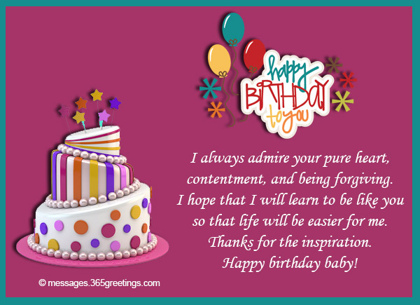 Birthday wishes for kids 365greetings i always admire your pure heart contentment and being forgiving i hope that i will learn to be like you so that life will be easier for me m4hsunfo