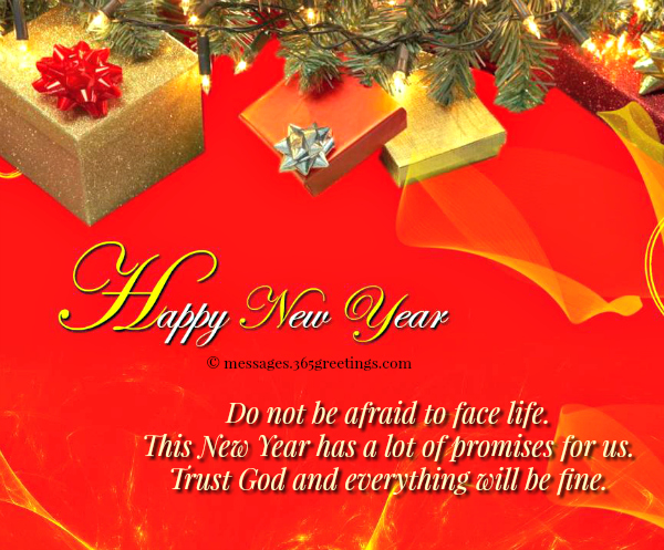 inspirational christian new year messages