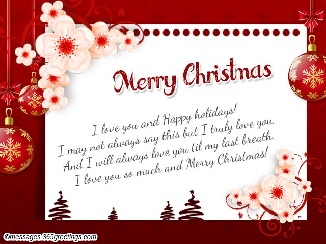 christmas love greetings for wife - What Should I Get My Wife For Christmas