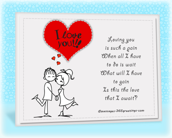 Cute love messages for girlfriend 365greetings cute love messages for girlfriend m4hsunfo