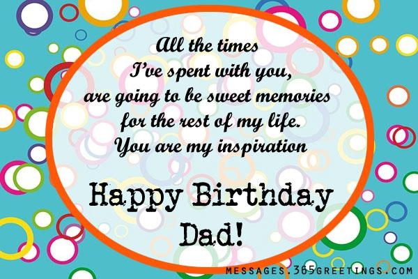 Birthday Wishes for Dad 365greetings – Birthday Greeting Dad