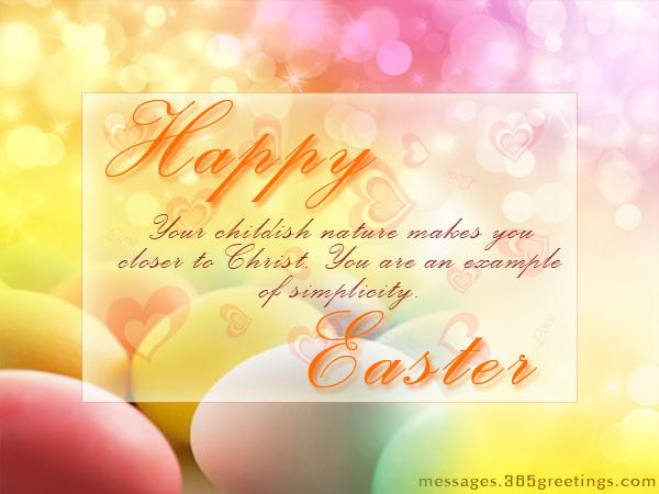 eastercardmessages 365greetings – Easter Messages for Cards