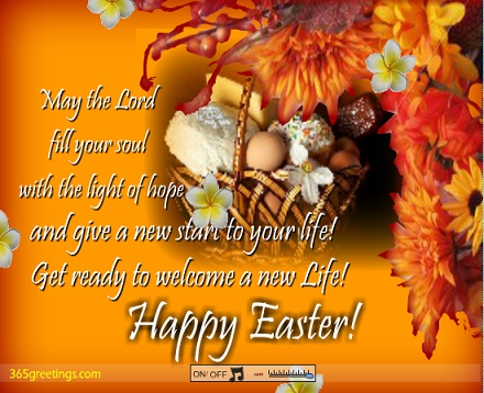 Happy easter wishes and messages 365greetings easter greetings picture m4hsunfo