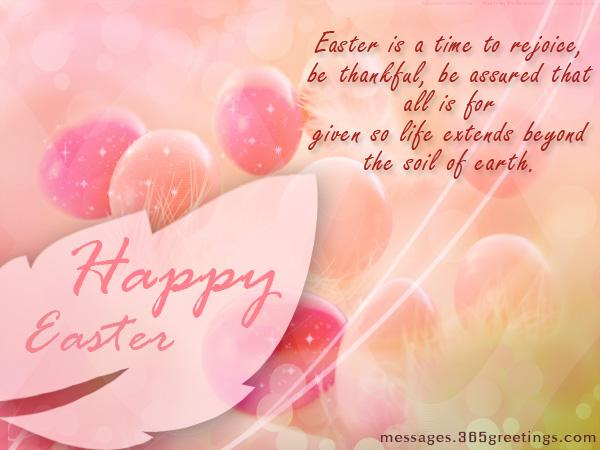 Easter Sayings 365greetings – Easter Greeting Card Sayings