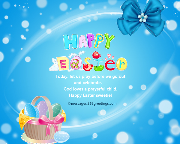 Happy easter wishes and messages 365greetings inspirational happy easter wishes inspiring easter messages m4hsunfo Image collections