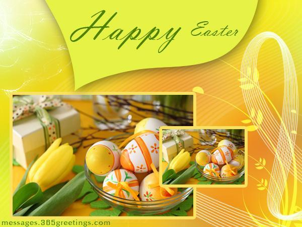 Easter Love Messages