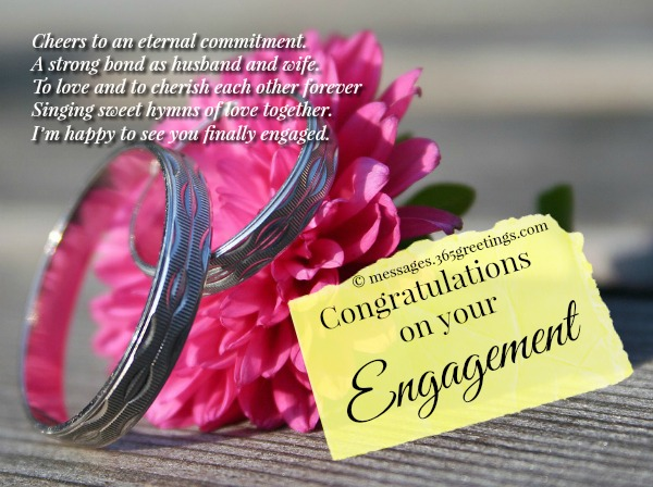 Engagement wishes 365greetings happy engagement card messages m4hsunfo