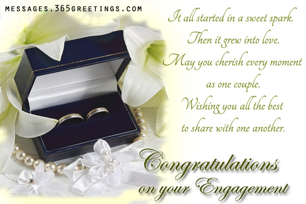 Engagement wishes 365greetings engagement wishes m4hsunfo
