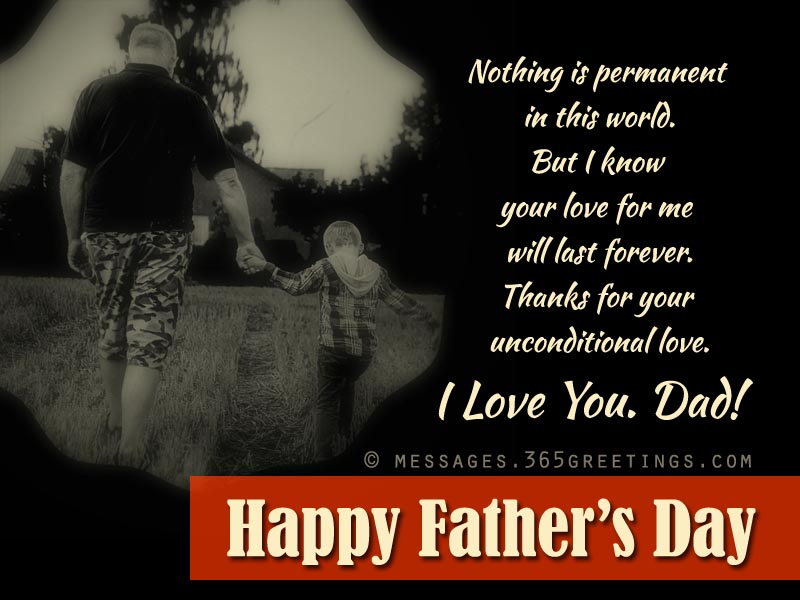 Happy fathers day messages greetings and wishes 365greetings fathers day wishes messages m4hsunfo