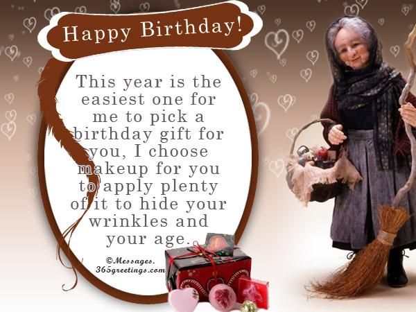 Funny Birthday Messages Wishes And Greetings