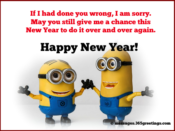 Funny New Year Messages - 365greetings.com