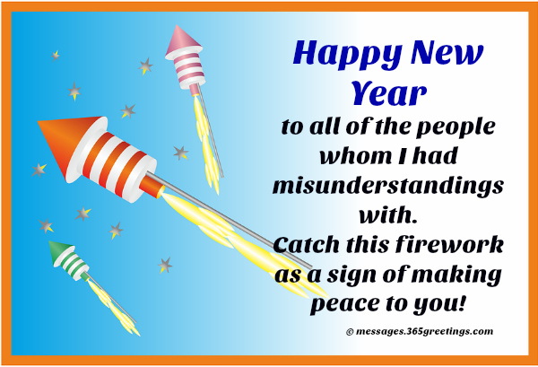 funny happy new year messages