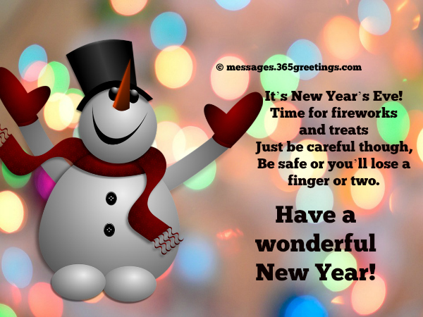 More Funny New Year Greetings To Send