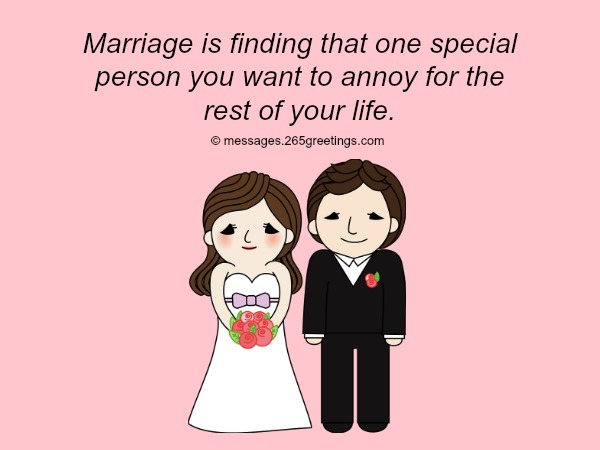 Funny Wedding Wishes And Quotes 60greetings New Marriage Wishes Quotes