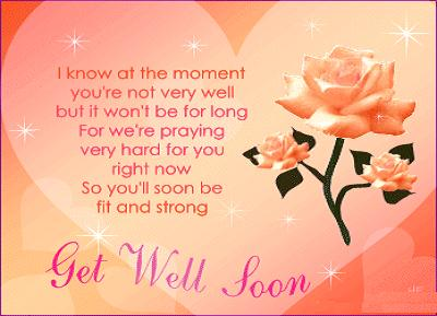 Get Well Soon Messages And Get Well Soon Quotes Messages, Greetings ...
