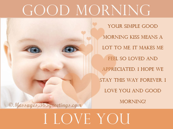 Good Morning Messages French : Good morning picture messages for loved ones imgkid