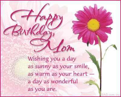 dear mom you are the sweetest mom in the world happy birthday mom