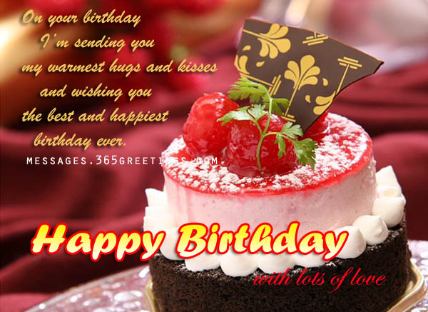Love birthday messages 365greetings happy birthday love wishes m4hsunfo