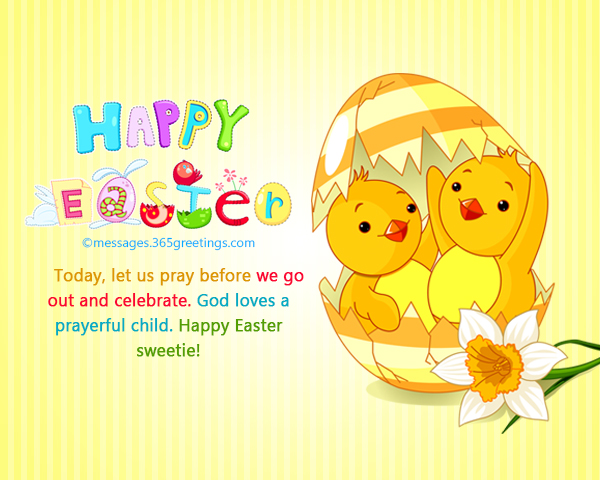 Happy easter wishes and messages 365greetings easter greetings wishes for family and friends m4hsunfo