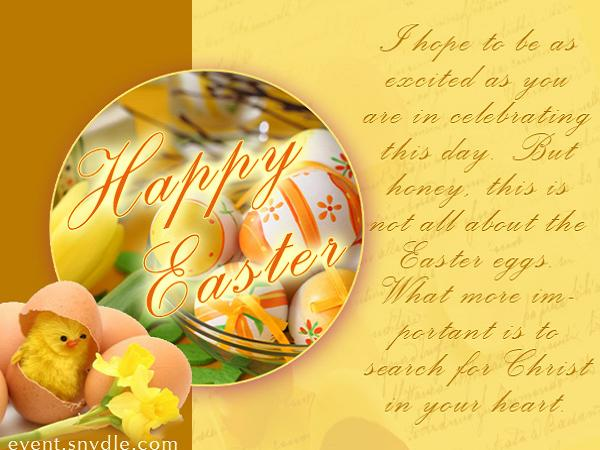 Happy easter wishes and messages 365greetings happy easter greetings m4hsunfo