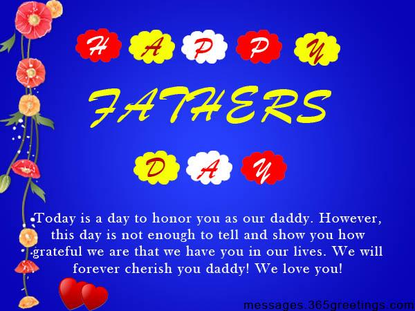 Happy fathers day messages greetings and wishes 365greetings happy fathers day greetings m4hsunfo