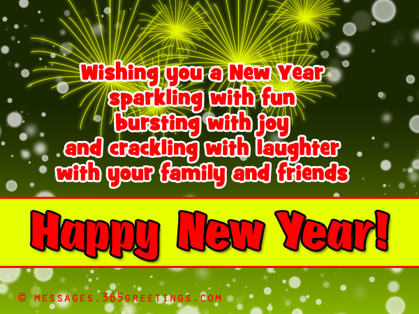 Biblical New Year Wishes. christian new year wishes happy holidays ...