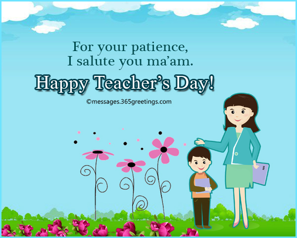 Teacher's Day Messages - 365greetings com