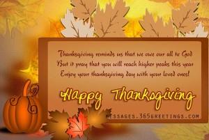 Sweet American Greetings Thanksgiving Cards