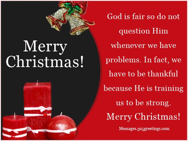 Superb Inspirational Christmas Messages