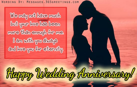 Anniversary Wishes For Husband - 365greetings com