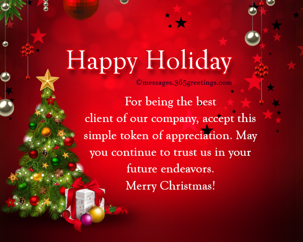 Inspirational christmas messages 365greetings inspiring business christmas wishes m4hsunfo Choice Image