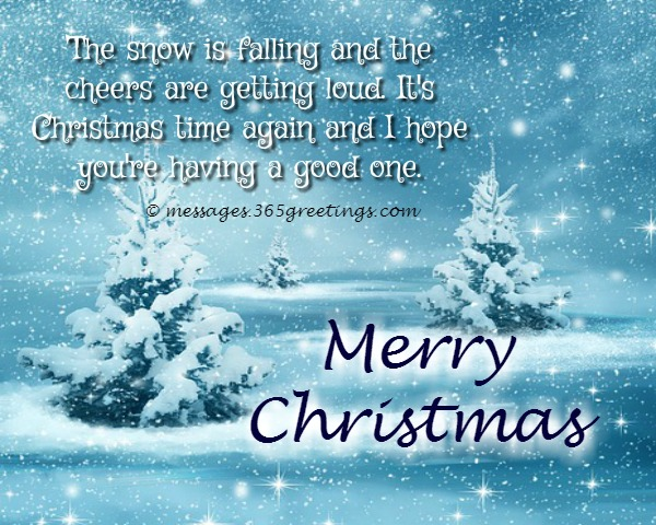 Inspirational Christmas Messages 365greetingscom