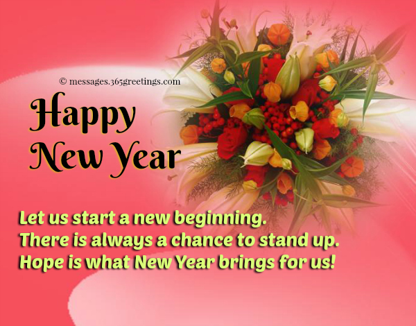 Inspirational new year messages 365greetings inspirational new year messages m4hsunfo Images