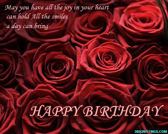 Love Birthday Messages Messages Greetings and Wishes – Birthday Love Greeting