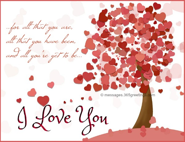 Most Romantic Love Messages