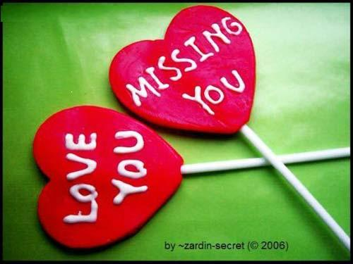 word for missing someone you love