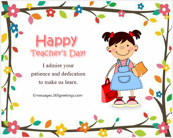 Superior More Teachers Day Messages