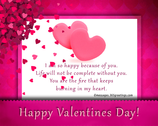 Valentines Day Messages for Friends - 365greetings.com
