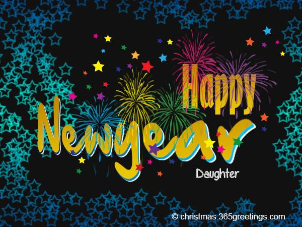 new year wishes messages for daughter